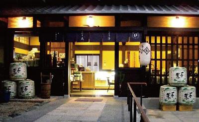 表風景_松井酒造