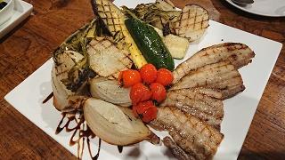 ポーク&グリル野菜