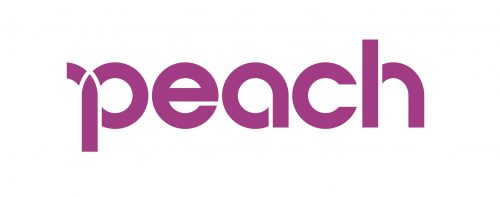 Peach Logo(VI)